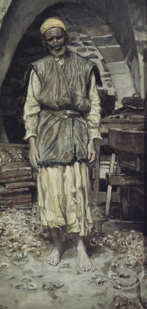 Stock Photo: 999-21 Joseph