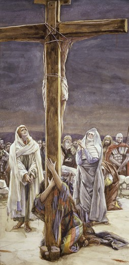 Stock Photo: 999-300 Stabat Mater (Women Behold Thy Son)