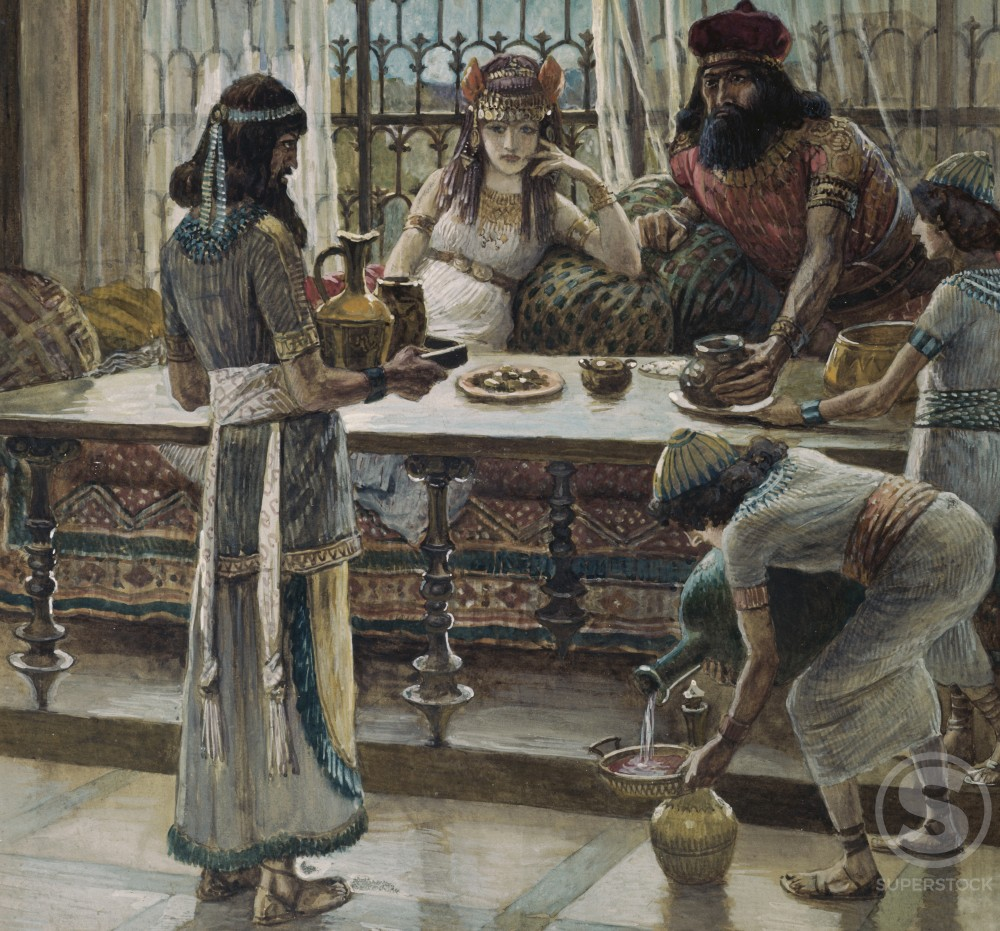 Nehemiah and the King