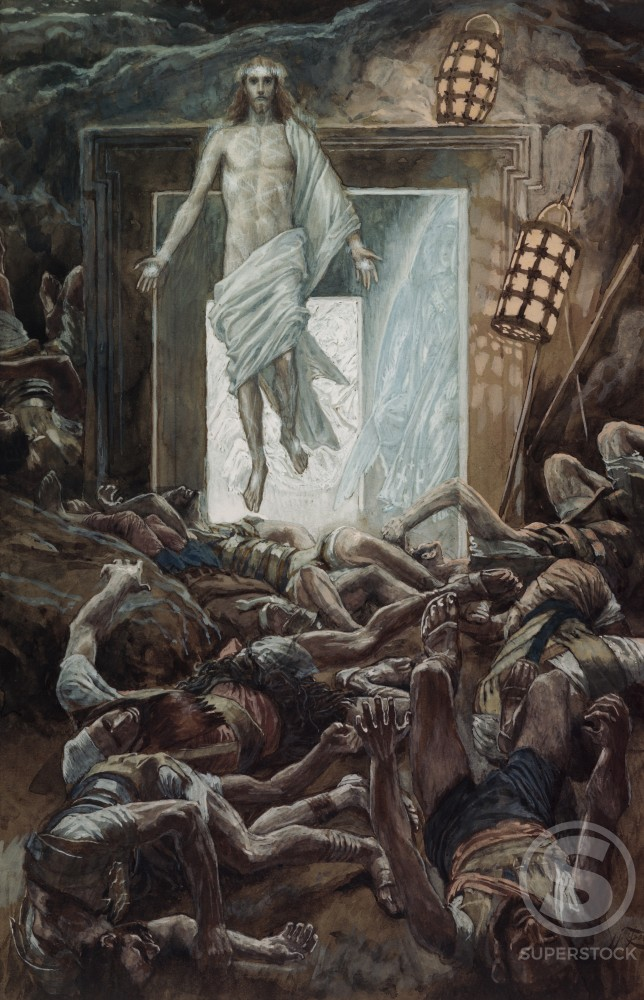 Stock Photo: 999-328 The Resurrection