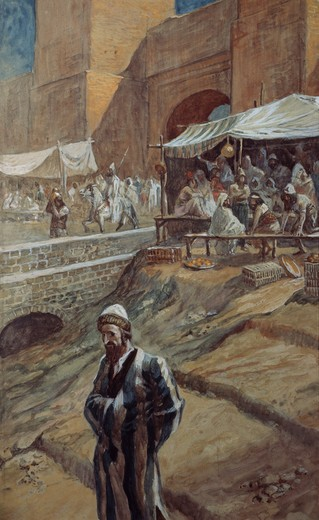 Stock Photo: 999-347 The Hatred of the Just