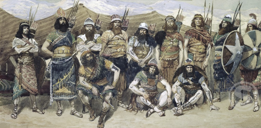 David's Valiant Men