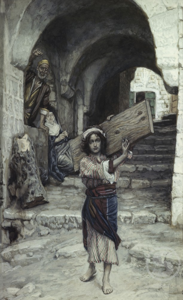 Stock Photo: 999-42 The Youth of Jesus 