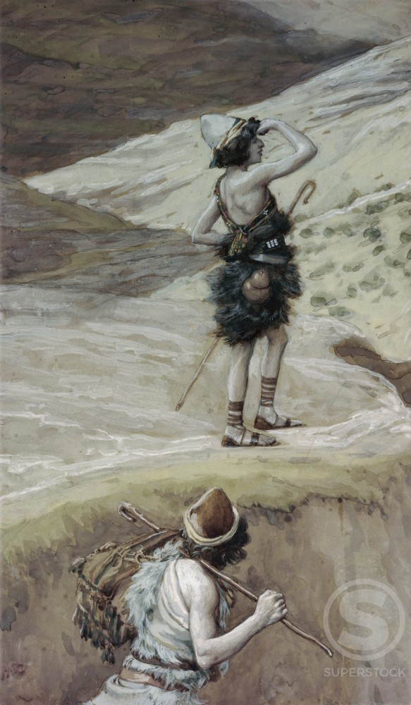 Joseph Seeks his Brethren 