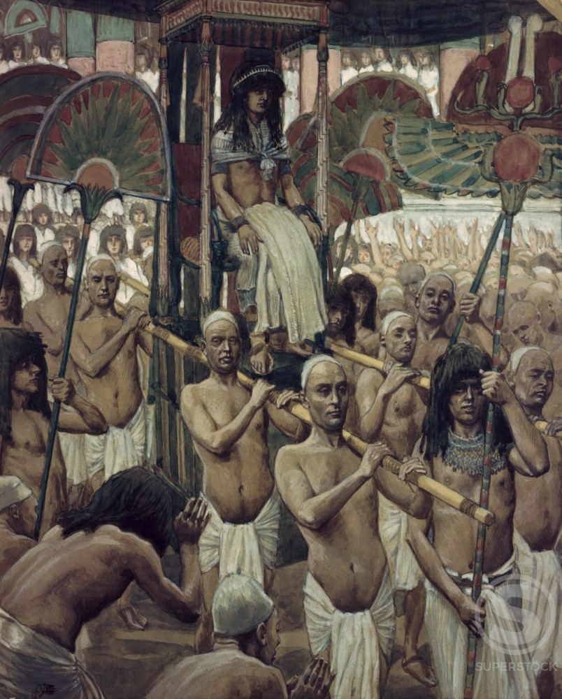 Stock Photo: 999-63 The Glory of Joseph 