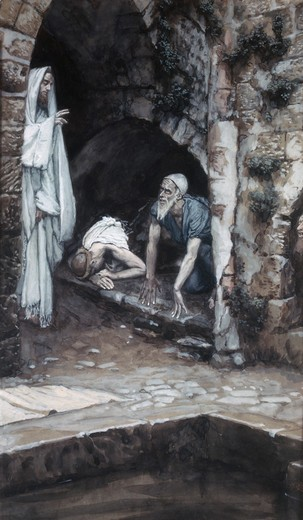 Stock Photo: 999-67 Man with an Infirmity of 38 Years