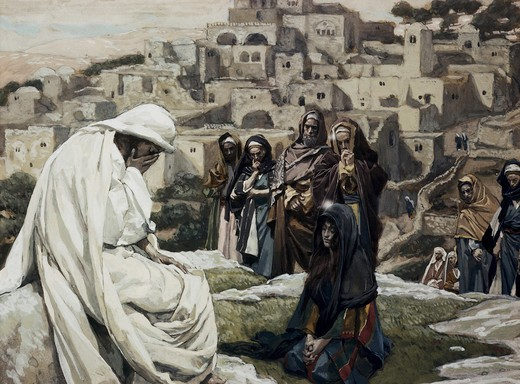 Jesus Wept