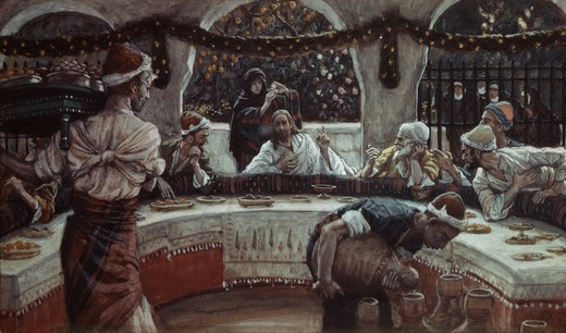 The Alabaster Box of Very Precious Ointment