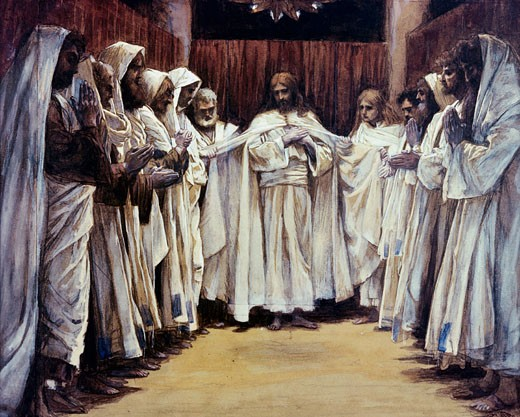 Stock Photo: 999-9225 The Last Discourse Of Our Lord Jesus Christ