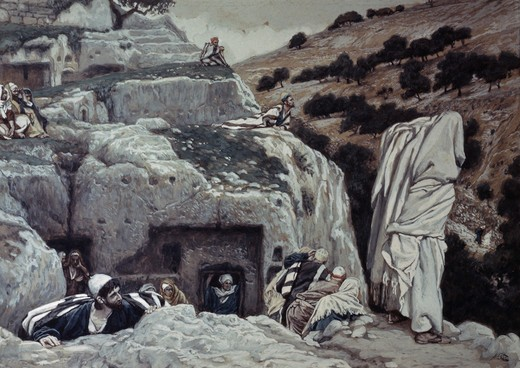 Stock Photo: 999-9257 Apostles Hiding in the Valley of Hinnom