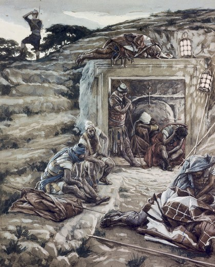 Roman Guards at the Tomb