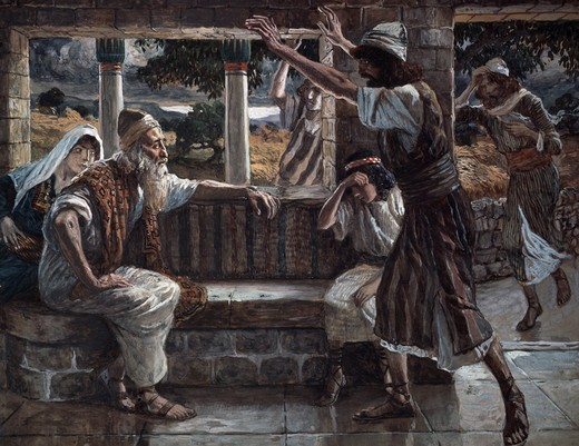 Job Hears Bad Tidings