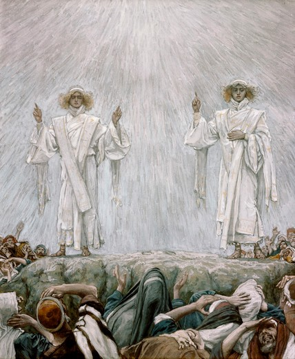 Stock Photo: 999-9349 The Ascension