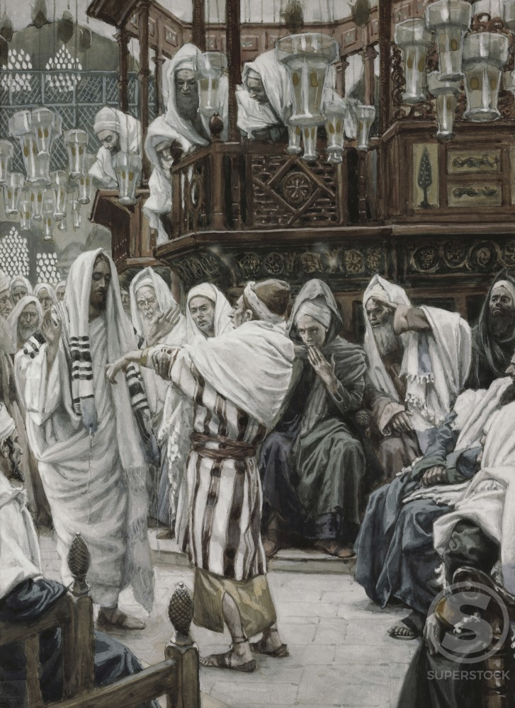 Christ Healing the Withered Hand