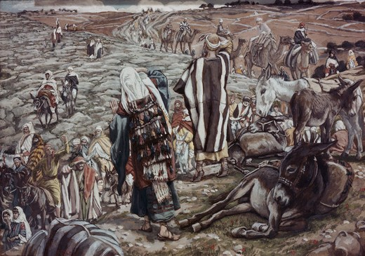 Stock Photo: 999-9939 Jesus Lost